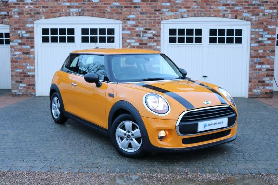 Used MINI HATCH in Yorkshire for sale