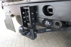 LAND ROVER DEFENDER 90 TD5 COUNTY HARD TOP - 3500 - 8