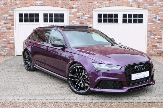 Used AUDI RS6 AVANT in Yorkshire for sale