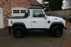 LAND ROVER DEFENDER 90 TD PICK UP - 3959 - 15