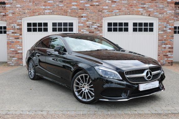 Used MERCEDES CLS in Yorkshire for sale