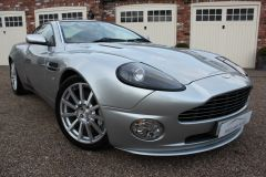 ASTON MARTIN VANQUISH V12 S 2+2 FULL AM HISTORY ONE OWNER - 1244 - 4
