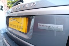 LAND ROVER RANGE ROVER SPORT SDV6 AUTOBIOGRAPHY SPORT - 3098 - 12