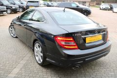 MERCEDES C-CLASS C220 CDI BLUEEFFICIENCY AMG SPORT - 3399 - 8