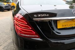 MERCEDES S-CLASS S 350 D AMG LINE EXECUTIVE - 4351 - 8