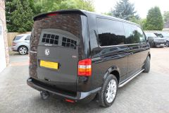 VOLKSWAGEN TRANSPORTER T32 LWB TDI E4 CAMPER CONVERSION STUNNING MUST SEE! - 2541 - 44