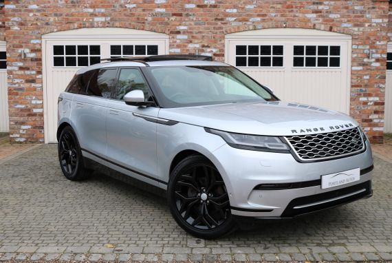 Used LAND ROVER RANGE ROVER VELAR in Yorkshire for sale