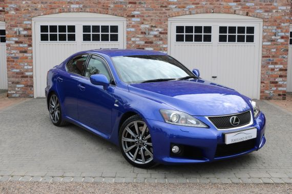 Used LEXUS IS F in Yorkshire for sale