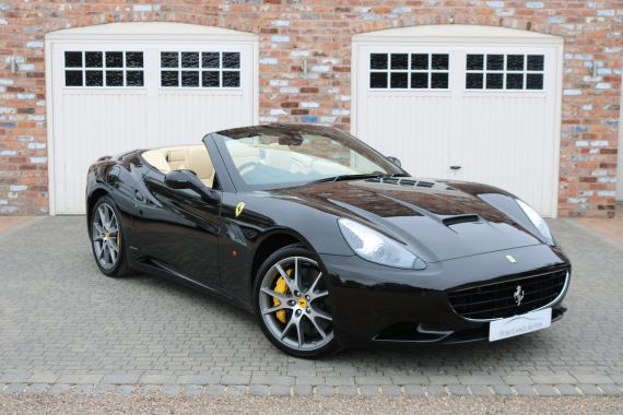 Used FERRARI CALIFORNIA in Yorkshire for sale