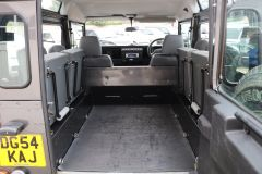 LAND ROVER DEFENDER 90 TD5 COUNTY HARD TOP - 3500 - 24