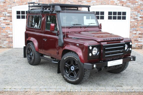 Used LAND ROVER DEFENDER 90 in Yorkshire for sale