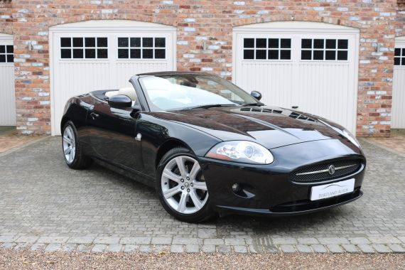 Used JAGUAR XK in Yorkshire for sale