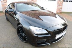 BMW 6 SERIES 640D M SPORT GRAN COUPE - 3419 - 2