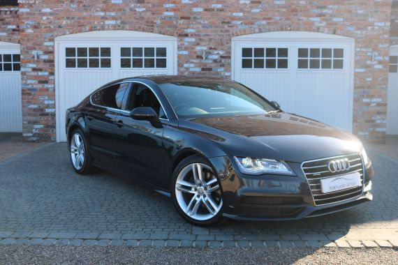 Used AUDI A7 in Yorkshire for sale