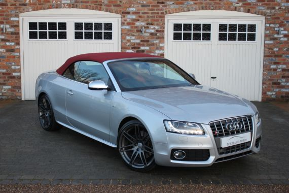 Used AUDI S5 in Yorkshire for sale