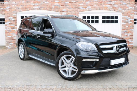 Used MERCEDES GL-CLASS in Yorkshire for sale