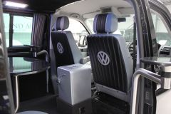 VOLKSWAGEN TRANSPORTER T32 LWB TDI E4 CAMPER CONVERSION STUNNING MUST SEE! - 2541 - 17