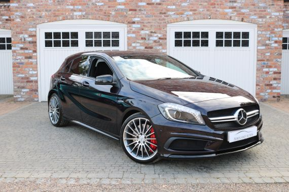 Used MERCEDES A-CLASS in Yorkshire for sale