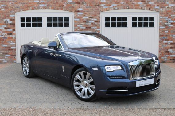 Used ROLLS ROYCE DAWN in Yorkshire for sale
