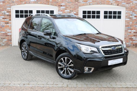 Used SUBARU FORESTER in Yorkshire for sale