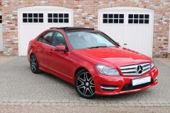 MERCEDES C-CLASS C250 BLUEEFFICIENCY AMG SPORT PLUS - 3472 - 1