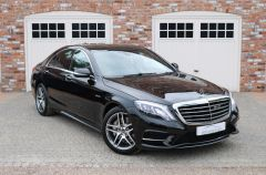 MERCEDES S-CLASS S 350 D AMG LINE EXECUTIVE - 4351 - 1