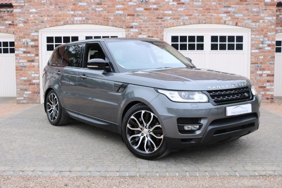 Used LAND ROVER RANGE ROVER SPORT in Yorkshire for sale
