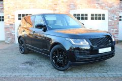 LAND ROVER RANGE ROVER SDV6 VOGUE - 3405 - 1