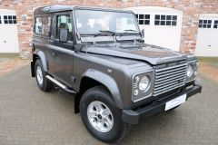 LAND ROVER DEFENDER 90 TD5 COUNTY HARD TOP - 3500 - 2