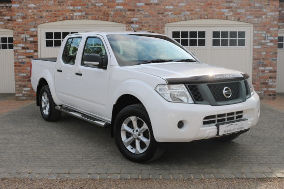 Used NISSAN NAVARA in Yorkshire for sale