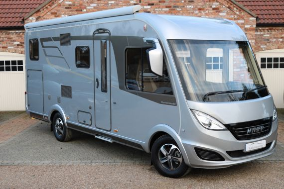 Used HYMER B-CLASS DL in Yorkshire for sale