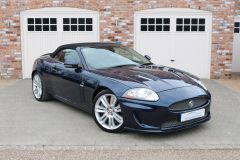 JAGUAR XKR 5.0 SUPERCHARGED - 3525 - 4