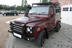LAND ROVER DEFENDER 90 TD XS STATION WAGON - 3083 - 14