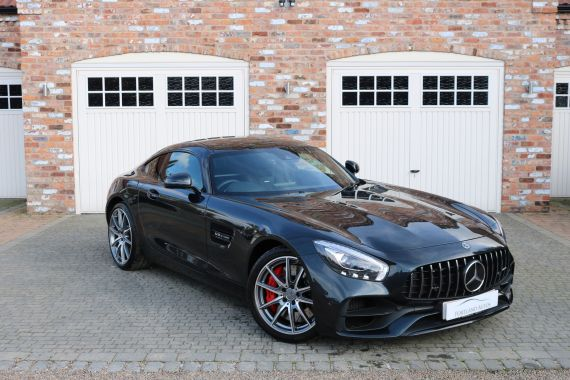 Used MERCEDES AMG GT in Yorkshire for sale