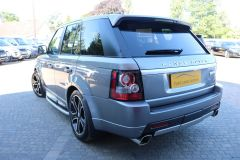 LAND ROVER RANGE ROVER SPORT SDV6 AUTOBIOGRAPHY SPORT - 3098 - 10