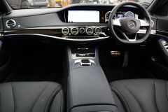 MERCEDES S-CLASS S 350 D AMG LINE EXECUTIVE - 4351 - 34