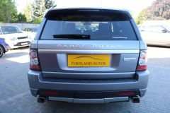 LAND ROVER RANGE ROVER SPORT SDV6 AUTOBIOGRAPHY SPORT - 3098 - 11