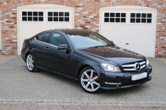 MERCEDES C-CLASS C220 CDI BLUEEFFICIENCY AMG SPORT - 3399 - 1