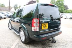 LAND ROVER DISCOVERY 4 SDV6 COMMERCIAL - 3638 - 10