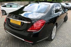 MERCEDES S-CLASS MAYBACH S600 - 4170 - 17