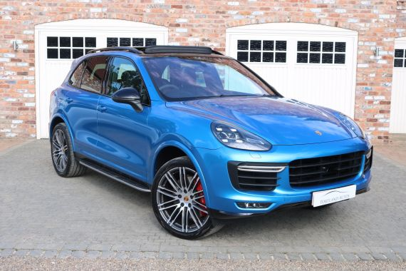 Used PORSCHE CAYENNE in Yorkshire for sale
