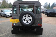 LAND ROVER DEFENDER 90 TD5 COUNTY HARD TOP - 3500 - 7