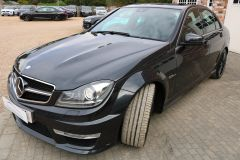 MERCEDES C-CLASS C63 AMG EDITION 125 - 3795 - 19