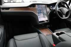 TESLA MODEL X LONG RANGE AWD - 4196 - 27