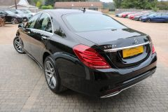 MERCEDES S-CLASS S 350 D AMG LINE EXECUTIVE - 4351 - 6