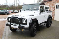 LAND ROVER DEFENDER 90 TD PICK UP - 3959 - 8