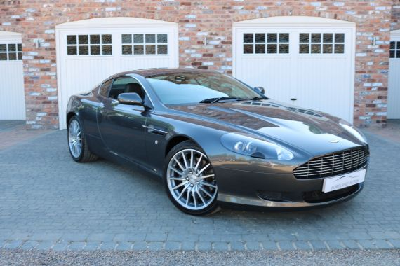 Used ASTON MARTIN DB9 in Yorkshire for sale