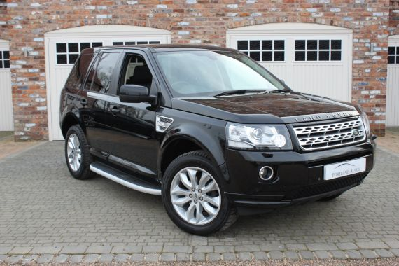 Used LAND ROVER FREELANDER in Yorkshire for sale