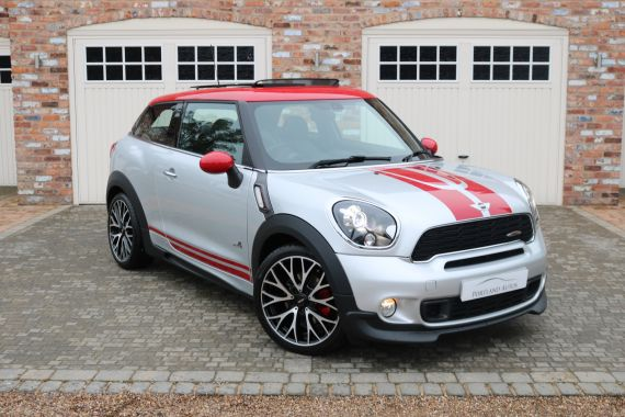 Used MINI PACEMAN in Yorkshire for sale