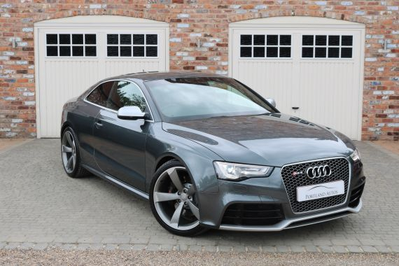 Used AUDI RS5 in Yorkshire for sale